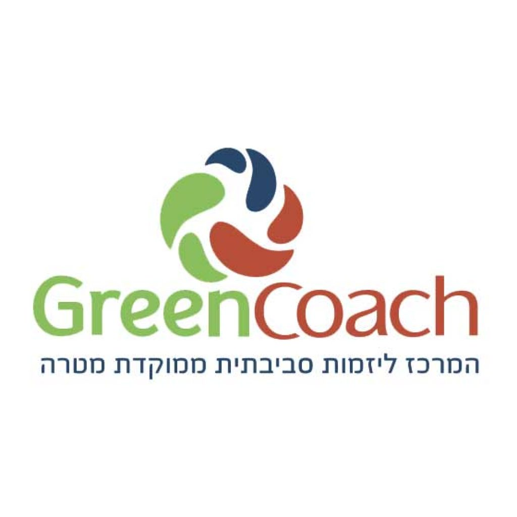 עיצוב לוגו ליועץ עסקי בעניין סביבה ירוקה
