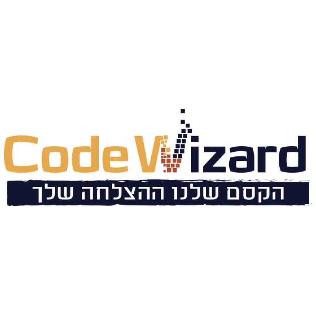 עיצוב-לוגו-למרצה-וחברת-הייטק-קוד