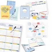ערכת פוקוס הזהב לתכנון שנתי, ניהול זמן, למיקוד והשראה