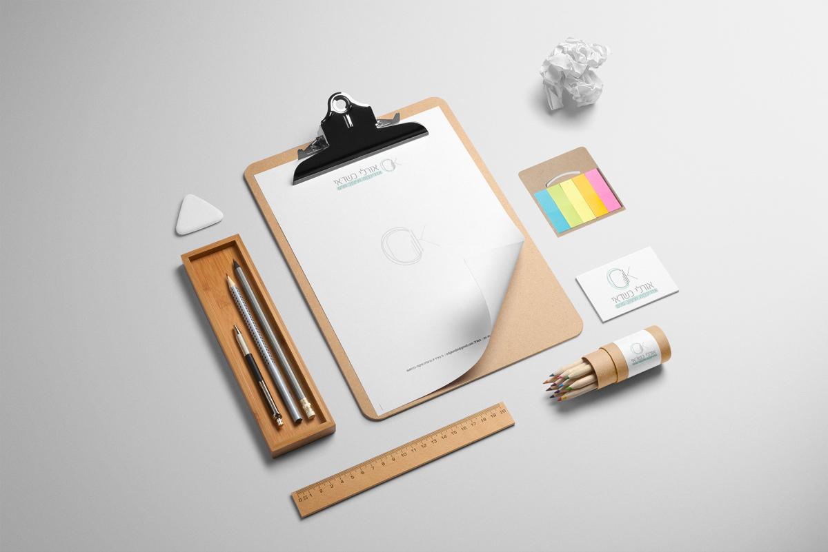עיצוב לוגו למעצבת פנים ואדריכלית