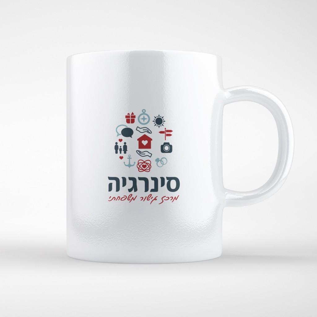 עיצוב לוגו למרכז גישור