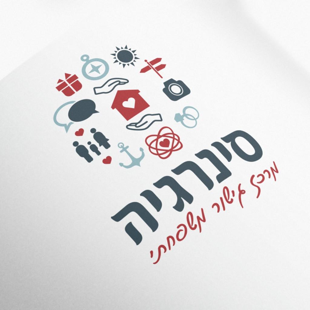 עיצוב לוגו גישור