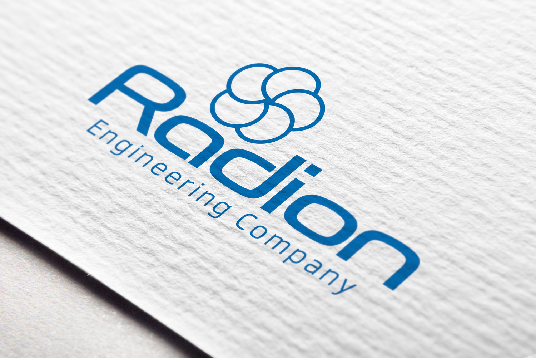 חידוש לוגו רדיון חברה להנדסה