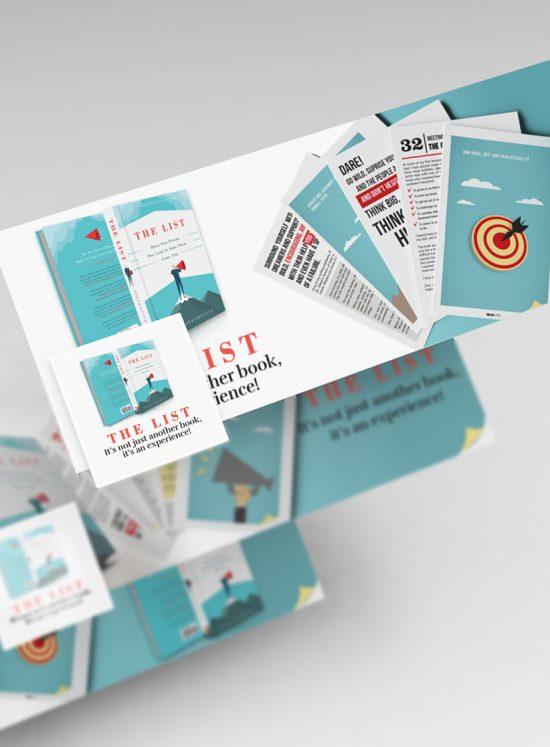 """עיצוב לפייסבוק לשיווק ספר בחו""""ל"""