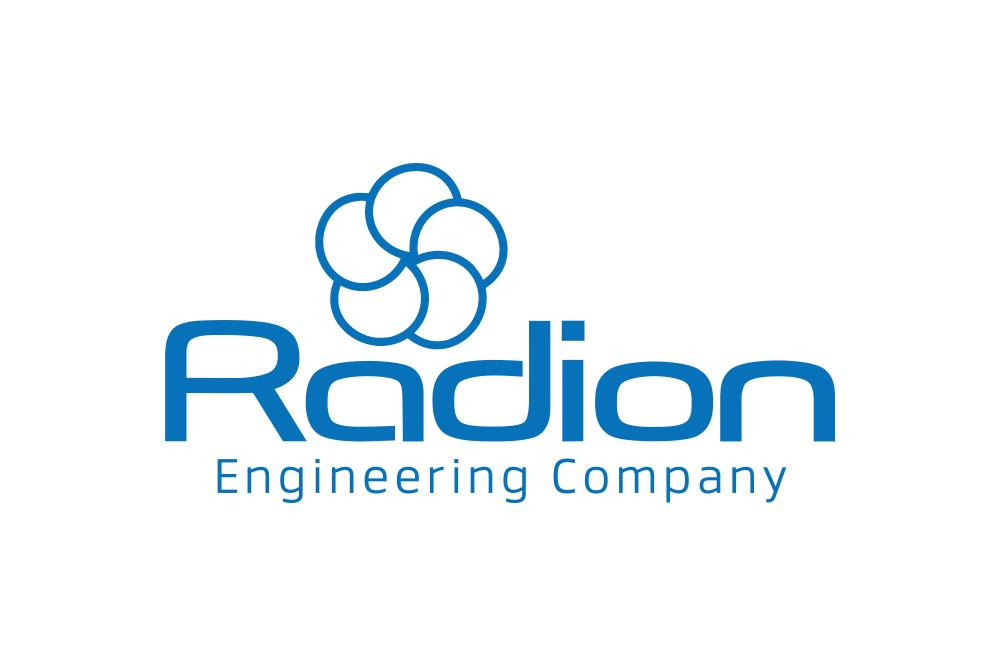 עיצוב לוגו חברה להנדסה רדיון