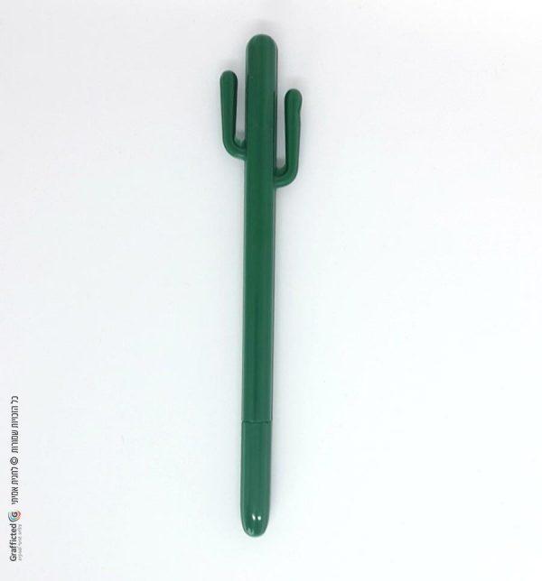 עט-קקטוס-דיו-שחור-ירוק-דשא