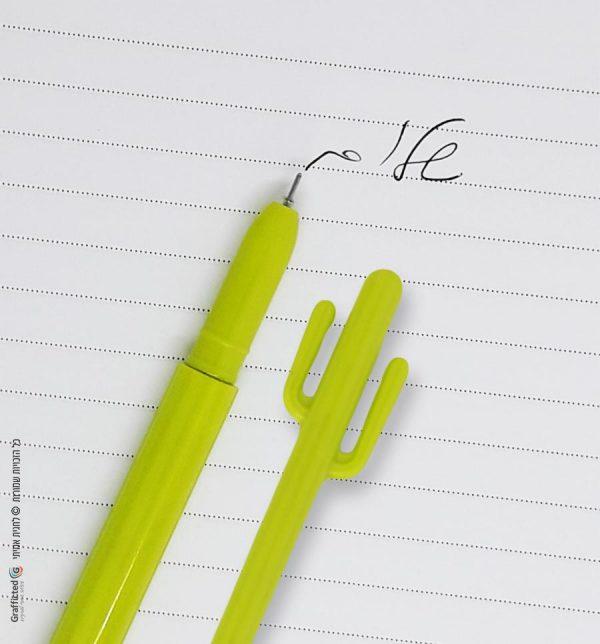עט-קקטוס-ירוק-זוהר
