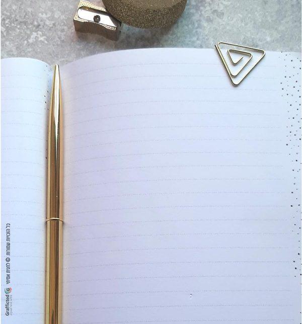 עט זהב ייחודי
