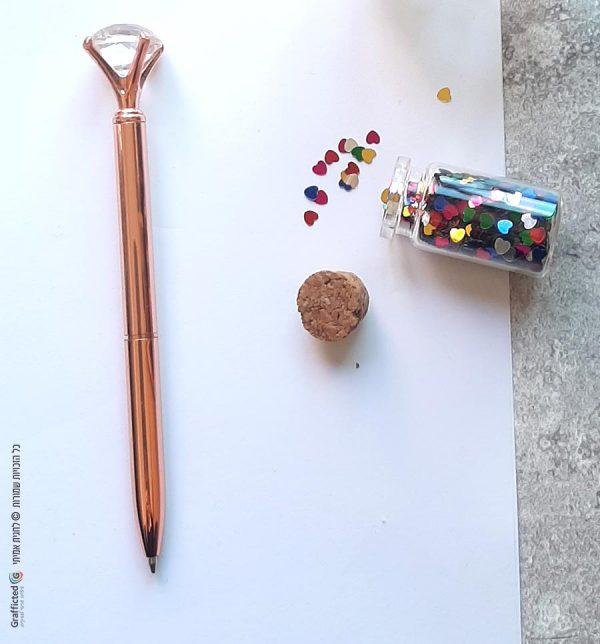עט יהלום נחושת